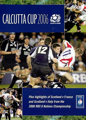 Rent Calcutta Cup 2006: Scotland Online DVD & Blu-ray Rental