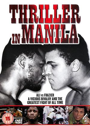Rent Thriller in Manila (aka MUHAMMAD ALI vs. JOE FRAZIER, 1975) Online DVD & Blu-ray Rental