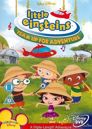 Rent Little Einsteins: Team Up for Adventure Online DVD & Blu-ray Rental