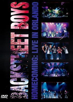 Rent Backstreet Boys: Homecoming: Live in Orlando Online DVD & Blu-ray Rental