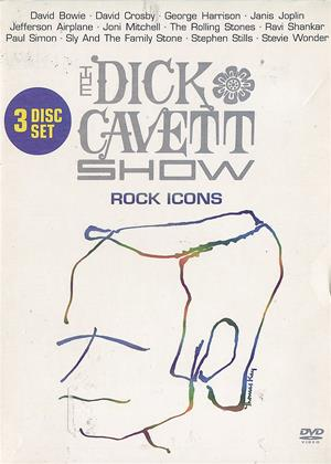 Rent The Dick Cavett Show: Rock Icons Online DVD & Blu-ray Rental