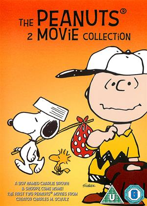 Rent The Peanuts: 2 Movie Collection (aka Snoopy Come Home / A Boy Named Charlie Brown) Online DVD Rental