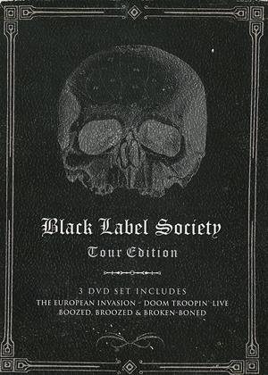 Rent Black Label Society: Tour Edition Online DVD & Blu-ray Rental