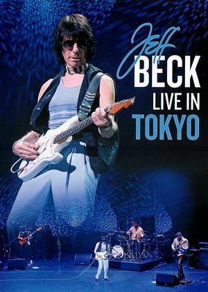 Rent Jeff Beck: Live in Tokyo Online DVD & Blu-ray Rental