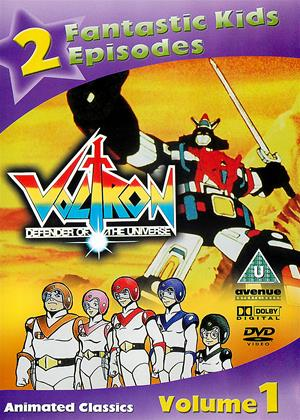 Rent Voltron: Vol.1 (aka Voltron: Defender of the Universe) Online DVD & Blu-ray Rental