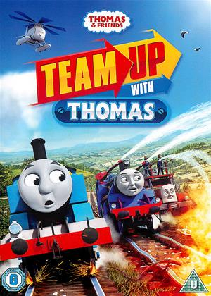 Rent Thomas and Friends: Team Up with Thomas Online DVD Rental