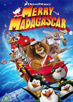 Rent Merry Madagascar Online DVD Rental