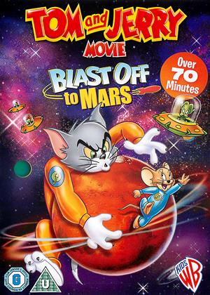 Rent Tom and Jerry: Blast Off to Mars Online DVD & Blu-ray Rental