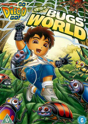 Go, Diego! Go!: It's a Bugs' World Online DVD Rental