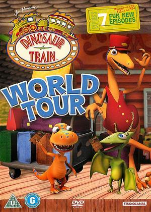 Dinosaur Train: World Tour Online DVD Rental