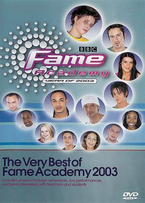 Rent The Very Best of Fame Academy 2003 (aka Fame Academy - Class of 2003) Online DVD & Blu-ray Rental