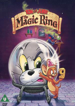 Rent Tom and Jerry: The Magic Ring Online DVD & Blu-ray Rental