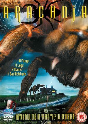 Rent Arachnia Online DVD & Blu-ray Rental