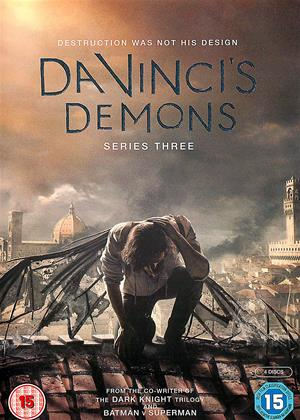 Rent Da Vinci's Demons: Series 3 Online DVD & Blu-ray Rental