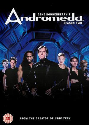 Rent Andromeda: Series 2 Online DVD & Blu-ray Rental