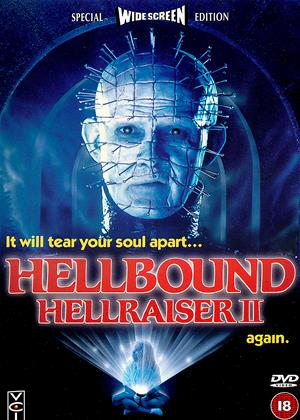 Rent Hellraiser 2: Hellbound (aka Hellraiser II) Online DVD & Blu-ray Rental