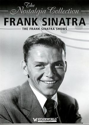 Rent The Frank Sinatra Shows (aka Frank Sinatra: The Frank Sinatra Shows) Online DVD & Blu-ray Rental