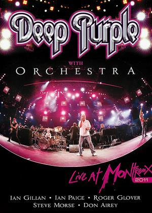 Rent Deep Purple with Orchestra: Live at Montreux 2011 Online DVD & Blu-ray Rental