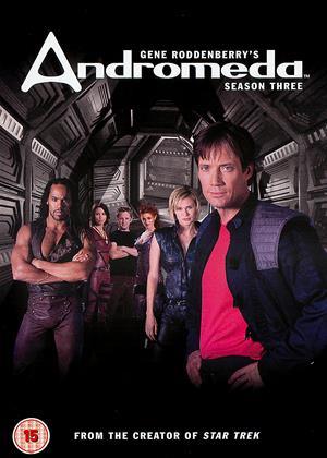 Rent Andromeda: Series 3 Online DVD & Blu-ray Rental