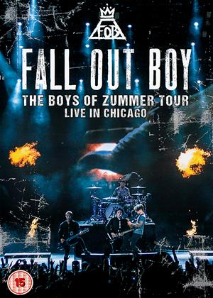 Rent Fall Out Boy (aka Fall Out Boy: The Boys of Zummer Tour: Live in Chicago) Online DVD & Blu-ray Rental