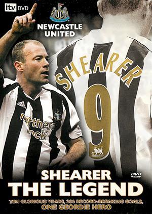 Rent Shearer: The Legend (aka Football Legends: Alan Shearer) Online DVD Rental