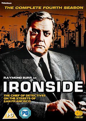 Rent Ironside: Series 4 Online DVD & Blu-ray Rental