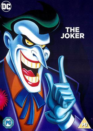 Rent DC Super-Villains: The Joker Online DVD & Blu-ray Rental