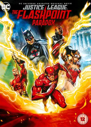 Rent Justice League: The Flashpoint Paradox Online DVD & Blu-ray Rental