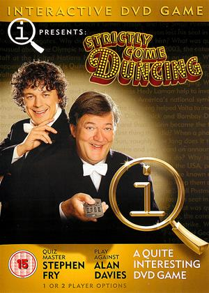 Rent QI Presents: Strictly Come Duncing Online DVD & Blu-ray Rental