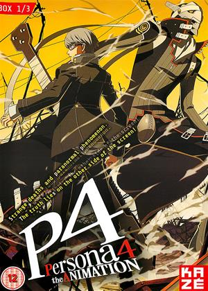 Rent Persona 4: The Animation: Vol.1 Online DVD & Blu-ray Rental