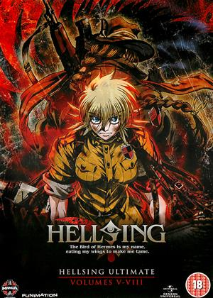Rent Hellsing Ultimate: Collection 2 (aka Hellsing Ultimate: Parts 5-8) Online DVD & Blu-ray Rental