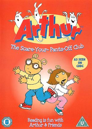 Rent Arthur: Scare-Your-Pants-Off Club Online DVD & Blu-ray Rental