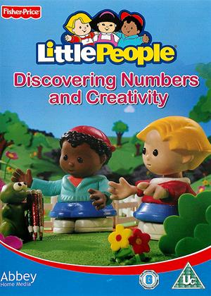 Rent Little People: Discovering Numbers and Creativity Online DVD & Blu-ray Rental