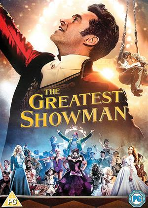 The Greatest Showman Online DVD Rental