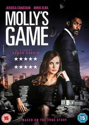 Rent Molly's Game Online DVD & Blu-ray Rental