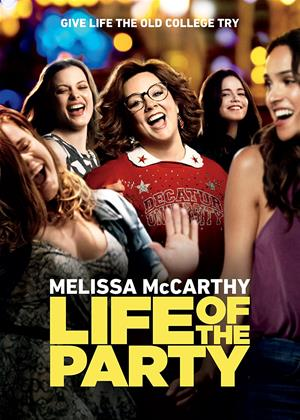 Rent Life of the Party Online DVD Rental
