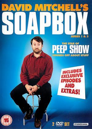 Rent David Mitchell's Soap Box Online DVD & Blu-ray Rental