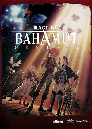 Rent Rage of Bahamut (aka Shingeki no Bahamut: Genesis) Online DVD & Blu-ray Rental
