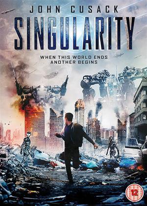 Rent Singularity (aka Aurora / Attack of the Robots) Online DVD & Blu-ray Rental