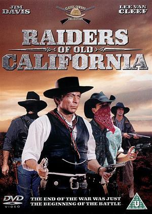 Rent Raiders of Old California Online DVD & Blu-ray Rental