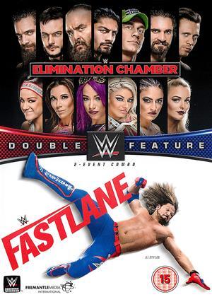 Rent WWE: Elimination Chamber 2018 Online DVD Rental
