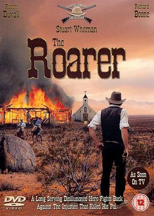 Rent The Roarer (aka Cimarron Strip: The Roarer) Online DVD & Blu-ray Rental