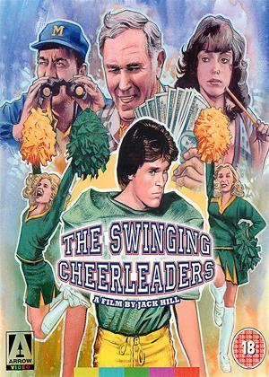 Rent The Swinging Cheerleaders (aka H.O.T.S. II) Online DVD Rental