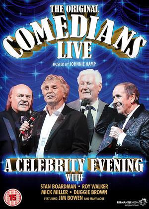 Rent The Original Comedians: Live: A Celebrity Evening Online DVD & Blu-ray Rental