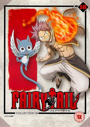 Rent Fairy Tail: Part 16 Online DVD & Blu-ray Rental