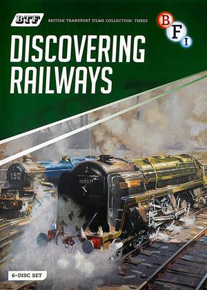 Rent British Transport Films Collection: Discovering Railways (aka BTF Three: Discovering Railways) Online DVD Rental