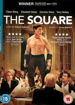 The Square Online DVD Rental