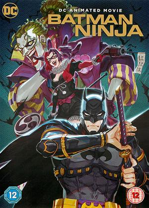 Batman Ninja Online DVD Rental