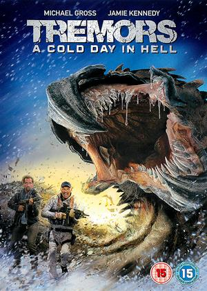 Tremors: A Cold Day in Hell Online DVD Rental