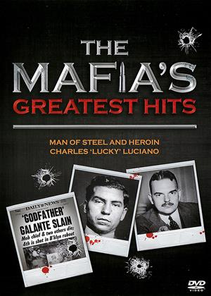 Rent The Mafia's Greatest Hits: Man of Steel and Heroin / Charles 'Lucky' Luciano Online DVD & Blu-ray Rental